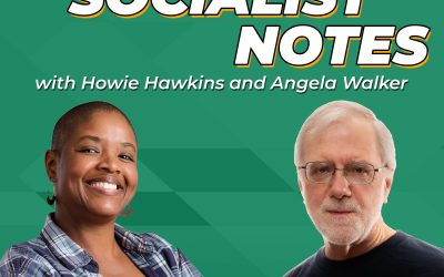 Green Socialist Notes, Episode 064