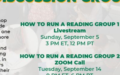 Green Socialist Workshops, How to Run a Reading/Discussion Group